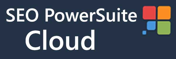 SEO PowerSuite Cloud konto