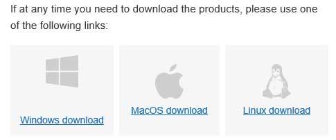 SEO PowerSuite installation - hent programmerne