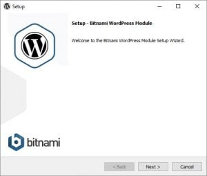 Bitnami modules installer WordPress