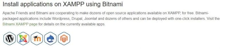 Bitnami til nem installation af cms
