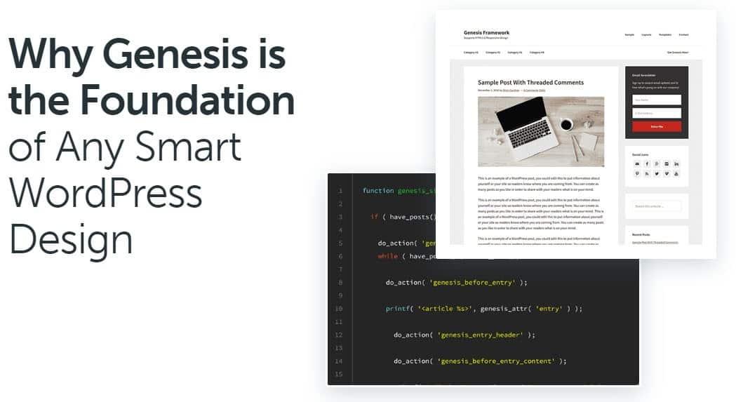 Temaer med Genesis Framework