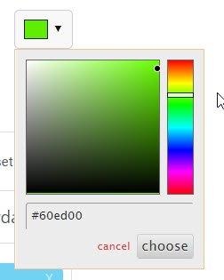 Skift farve