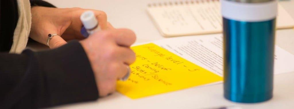 Brainstorm efter søgeord og sætninger