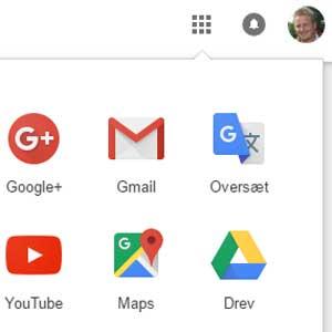 Google profil til Google Ads